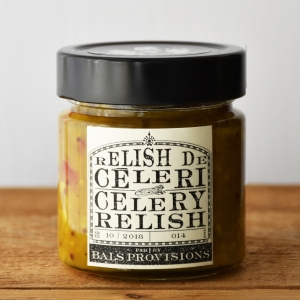 celery relish
