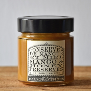 mango honey preserves